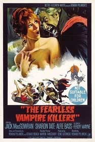The Fearless Vampire Killers Movie Poster