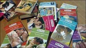 Mills and Boon Dustjackets